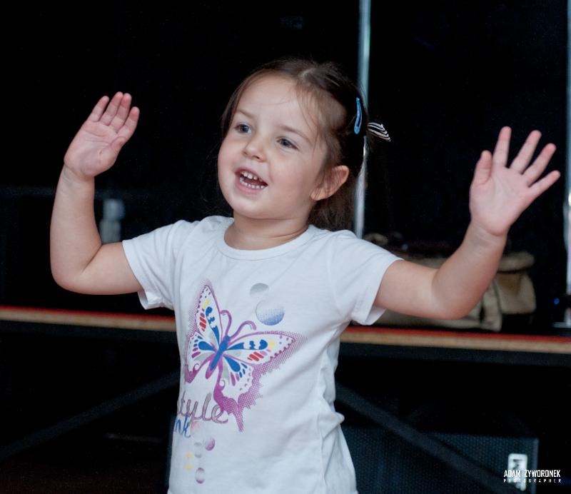 Centrum Tańca i Rozrywki ALEX -Zajęcia grupa wiekowa 4-6 lat.
