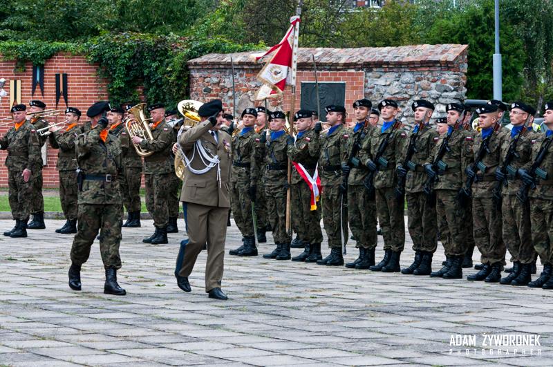 10.09.2014 r Święto Wojska w Żaganiu .