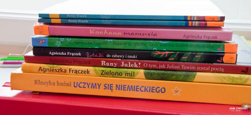 Autorskie spotkanie z Agnieszką Frączek -pisarką.