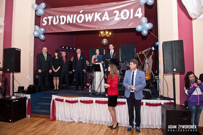 2014 Studniówka 2014 ZSM W ŻAGANIU