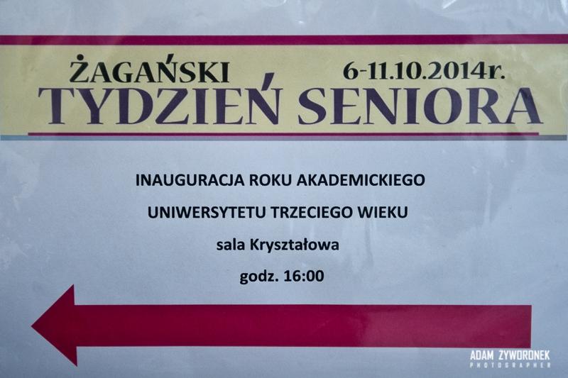 Inauguracja Roku Akademickiego 3-go Wieku.