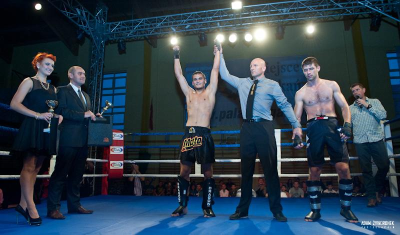 """Międzynarodowa Zawodowa Gala Sportów Walki """"WFMC PRO FIGHT III""""-2 walka"""
