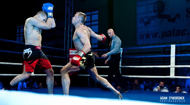 """Międzynarodowa Zawodowa Gala Sportów Walki """"WFMC PRO FIGHT III""""-3 walka"""