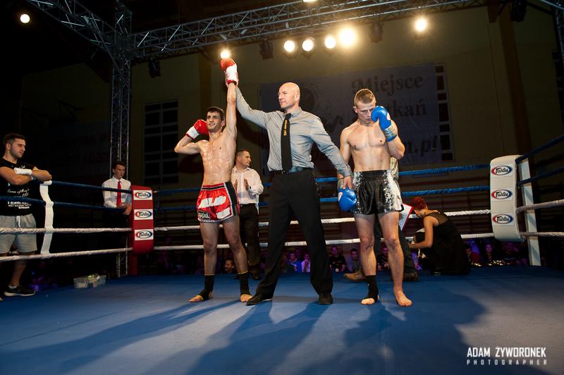 """Międzynarodowa Zawodowa Gala Sportów Walki """"WFMC PRO FIGHT III""""-5 walka"""