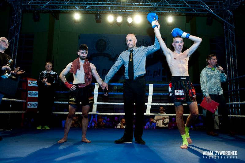 """Międzynarodowa Zawodowa Gala Sportów Walki """"WFMC PRO FIGHT III""""-6 walka"""