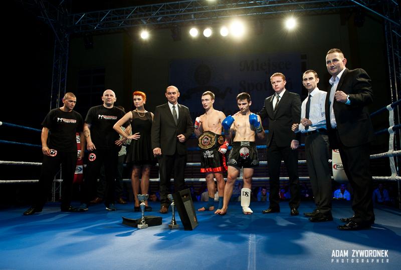 """Międzynarodowa Zawodowa Gala Sportów Walki """"WFMC PRO FIGHT III""""-7 walka"""
