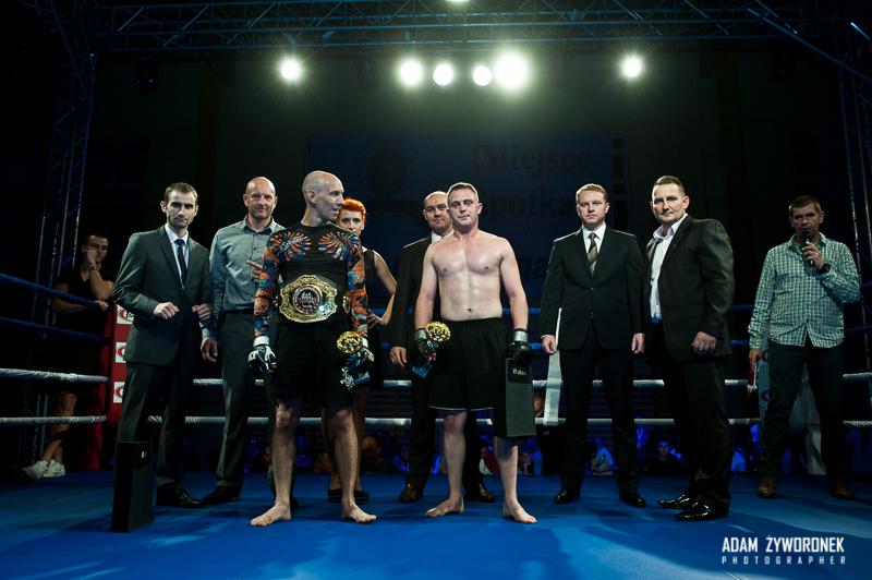 """Międzynarodowa Zawodowa Gala Sportów Walki """"WFMC PRO FIGHT III""""-8 walka"""