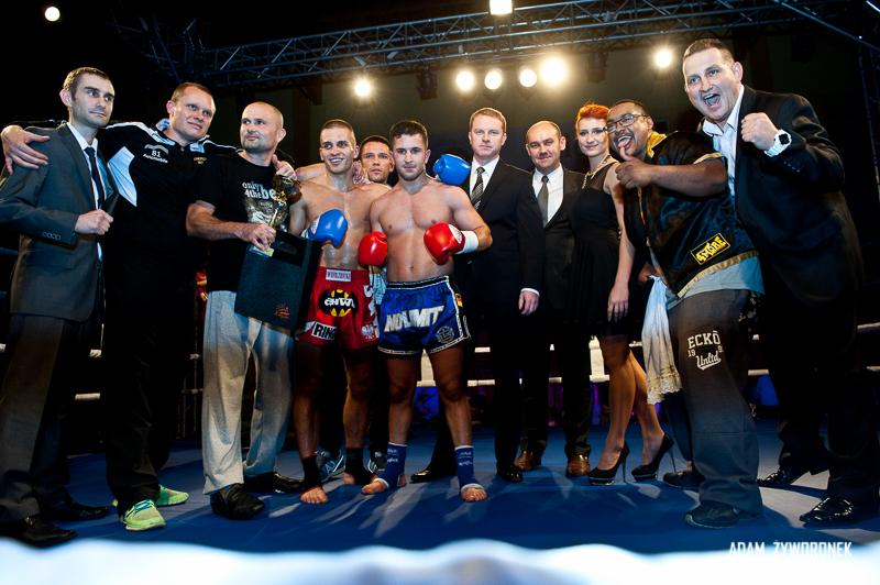 """Międzynarodowa Zawodowa Gala Sportów Walki """"WFMC PRO FIGHT III""""-9 walka"""