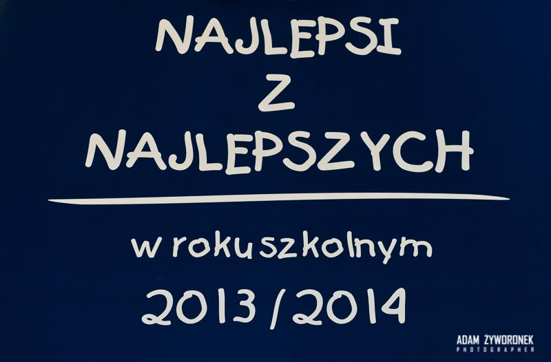 Wręczanie Stypendiów dla uczniów.