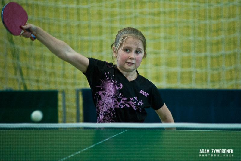 II Wojewódzki Turniej Kwalifikacyjny w Tenisie Stołowym-kat.junior-kadet