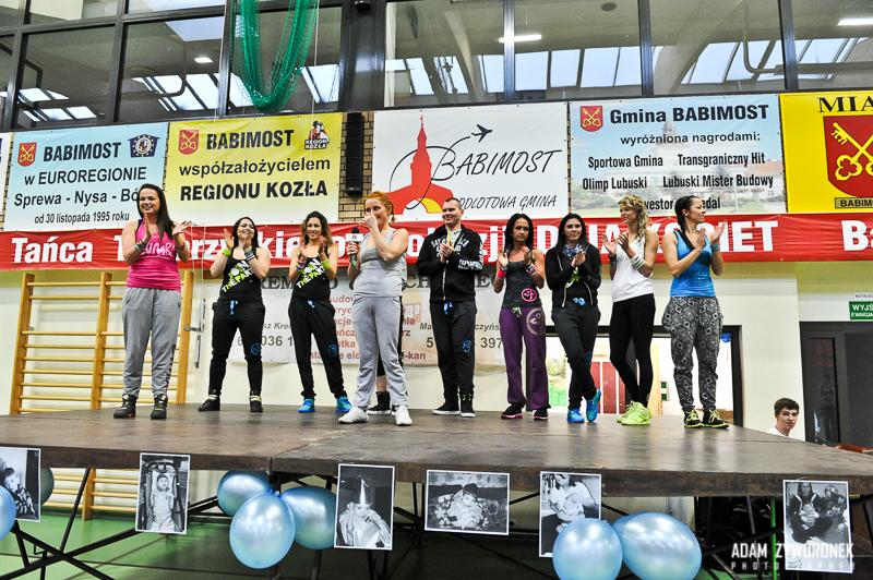 GREEN ZIN TEAM na Maratonie w Babimoście