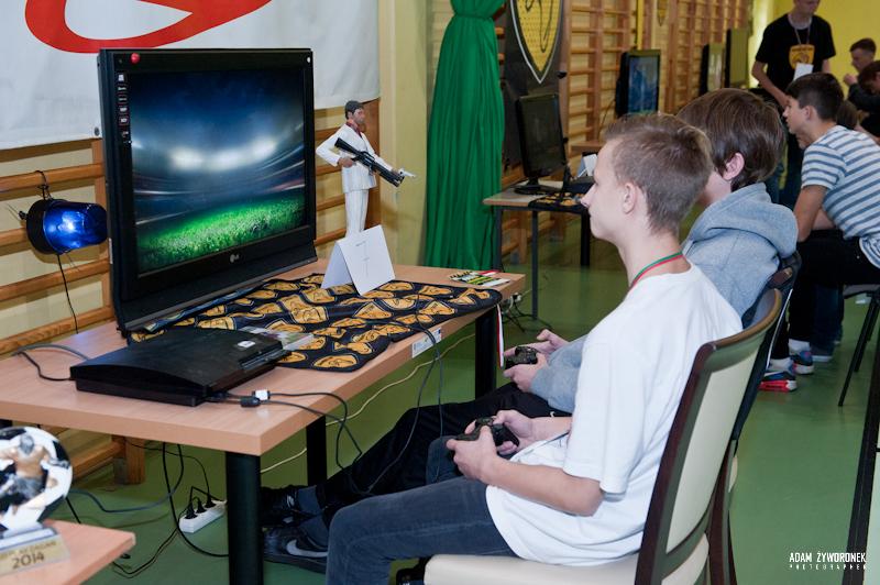 FIFA 15 Go Play Żagań na ARENIE.