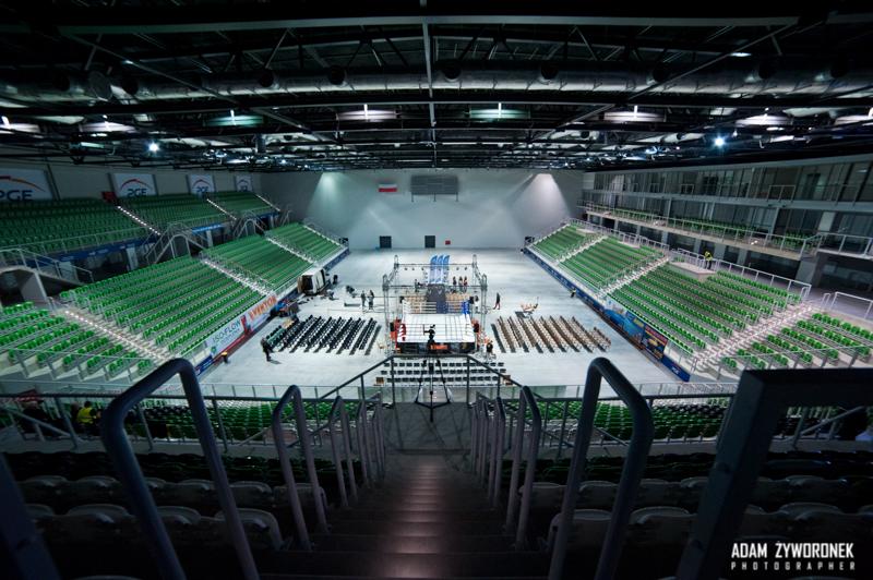 Międzynarodowa Gala Zawodowego Kick-Boxingu i K-1.w Zgorzelcu cz-1
