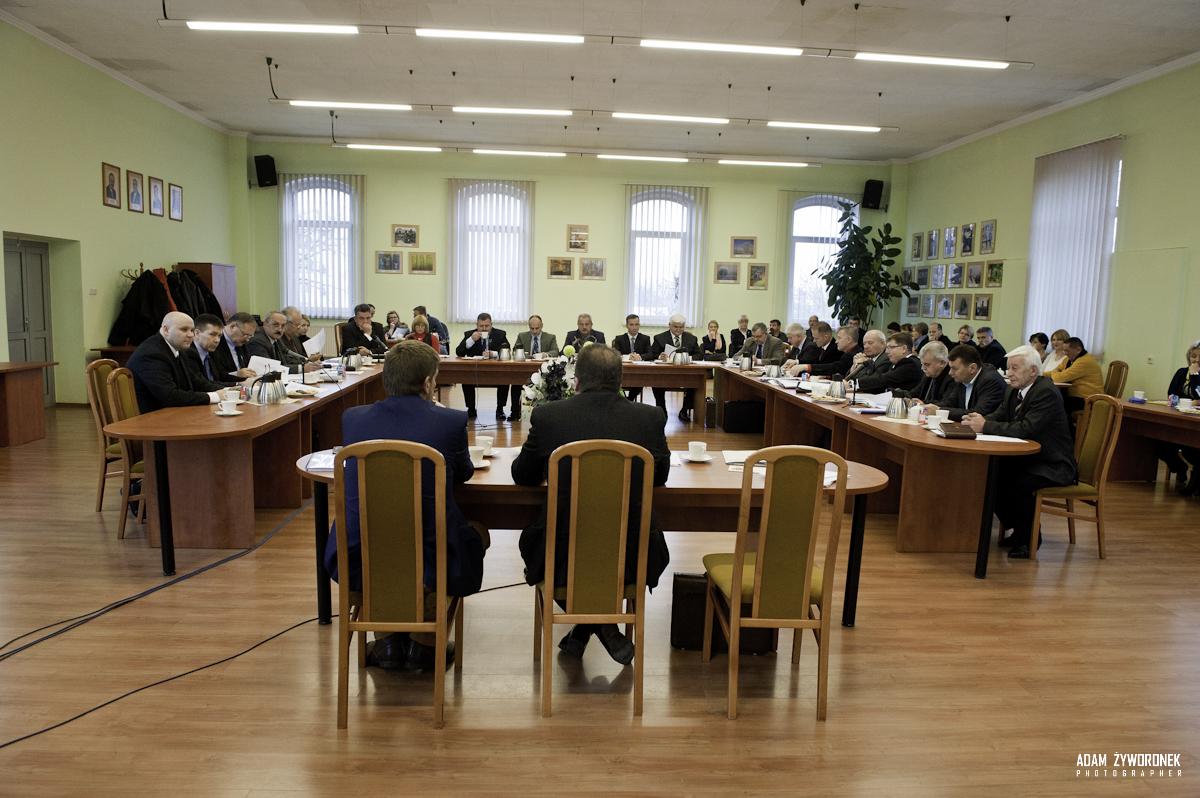 II Sesja Rady powiatu