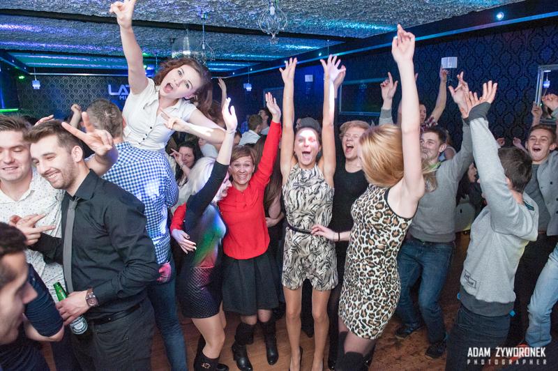 Disco w Latino Music Club -Świątecznie.