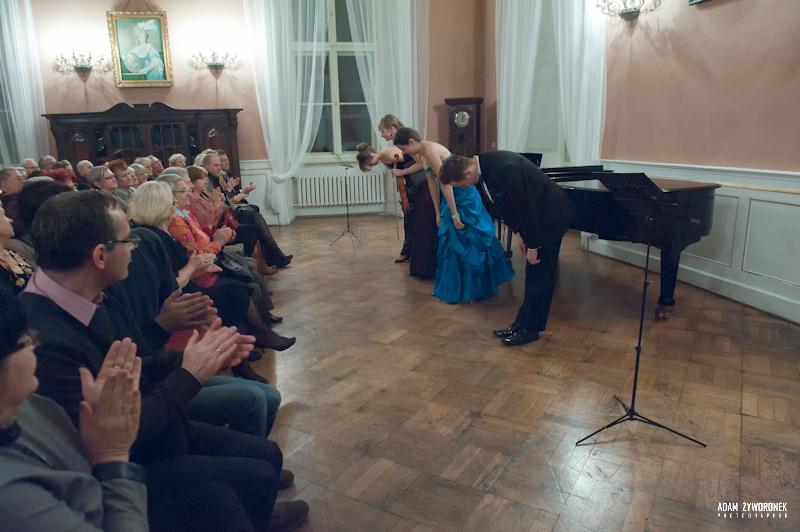 Koncert Karnawałowy w Żaganiu.