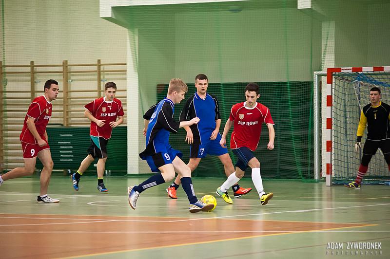 Interliga mecz Kwisa Trzebów – ZSP Iłowa 3-2