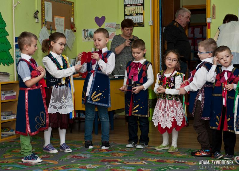Dzień Babci i Dziadka w Przedszkolu w Iłowej gr.5-6 latków