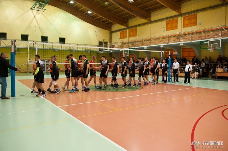 WKS Sobieski Arena  Żagań -Astra Nowa Sól II Liga siatkówki 1-3