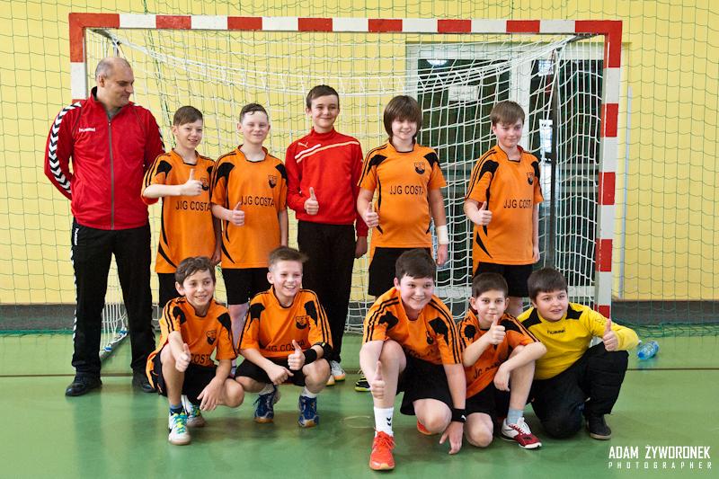 Lubuska Liga Piłki Ręcznej grupa młodzik