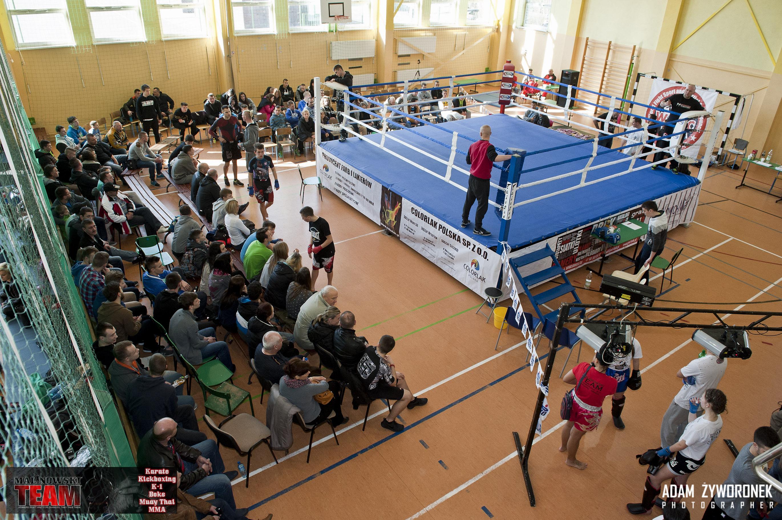 XIV Ogólnopolska Liga Walkowa Wfmc Fight na zasadach WfmcK-1 i Boksu Album 2 Walki Pań
