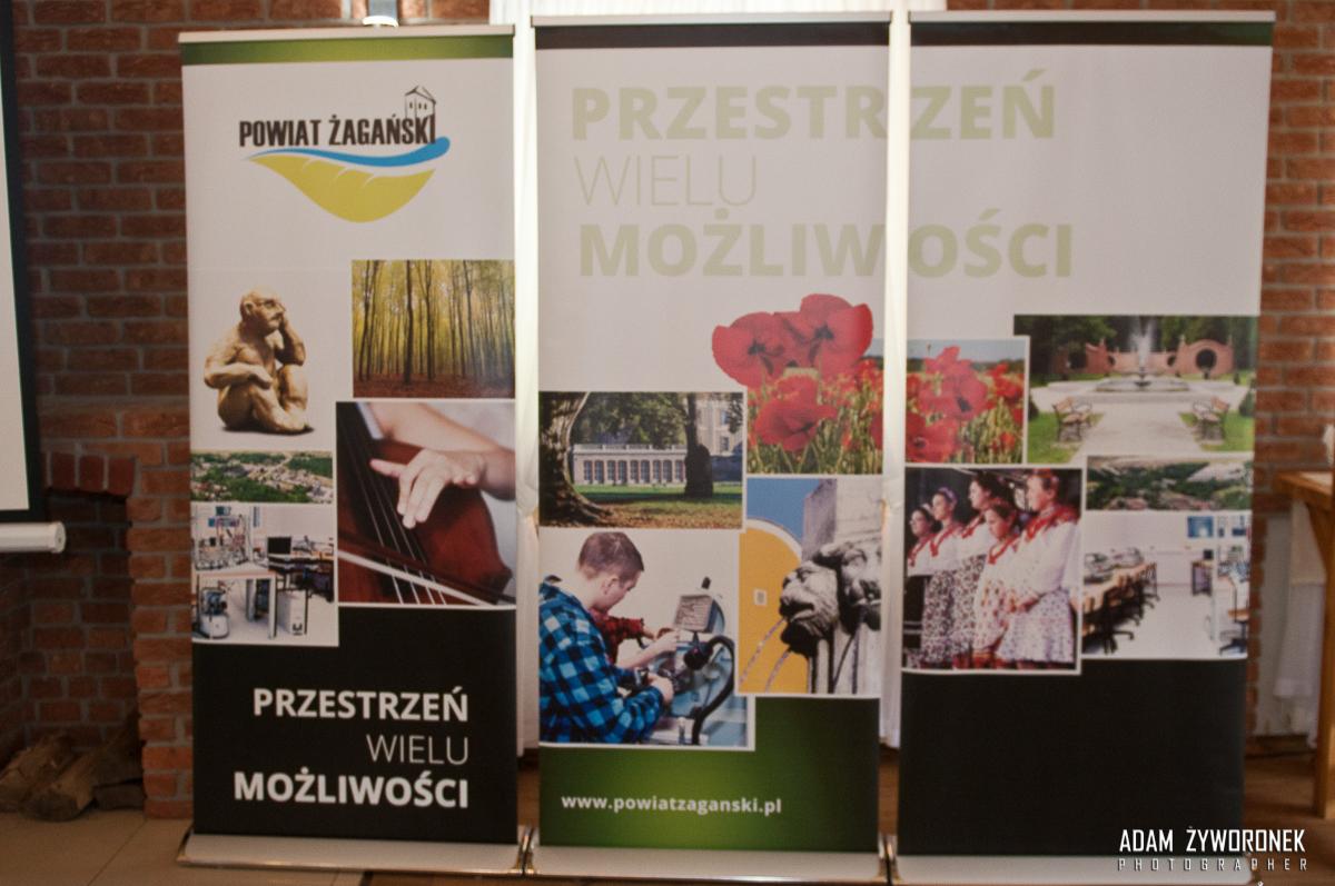 I Forum Przedsiębiorców Powiatu Żagańskiego