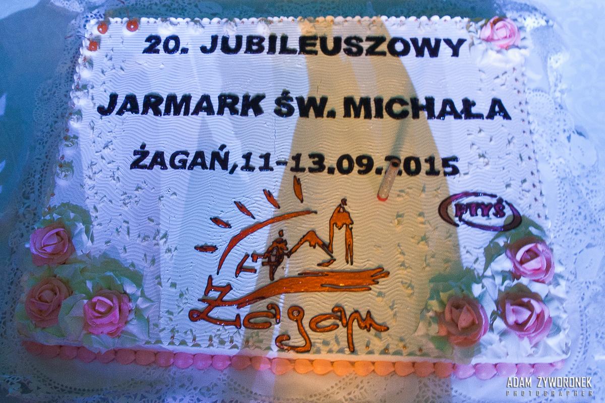 Jarmark Św.Michała w Żaganiu-scena dzień 3