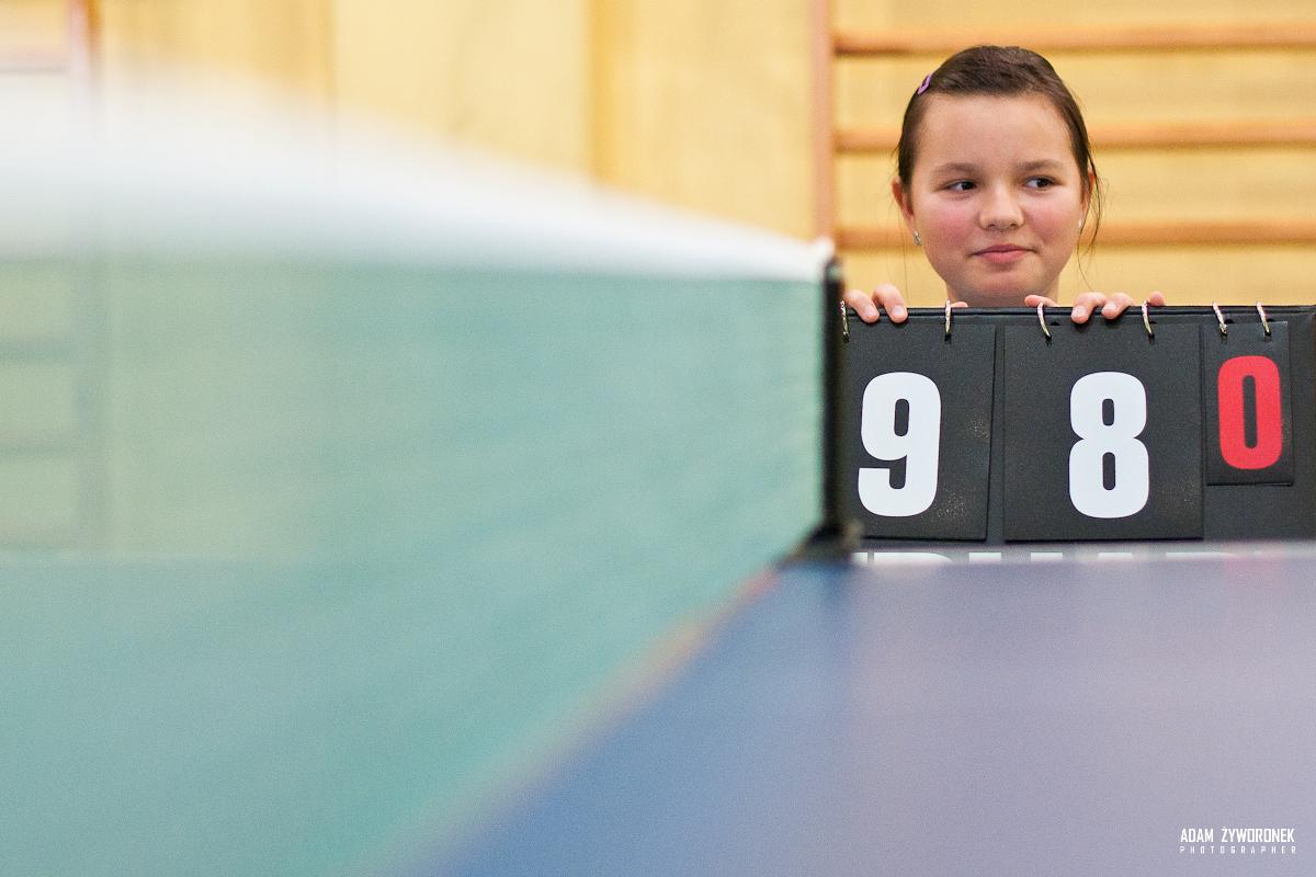 4 listopada 2015 Tenis stołowy chłopców i dziewcząt Szkoła Podstawowa