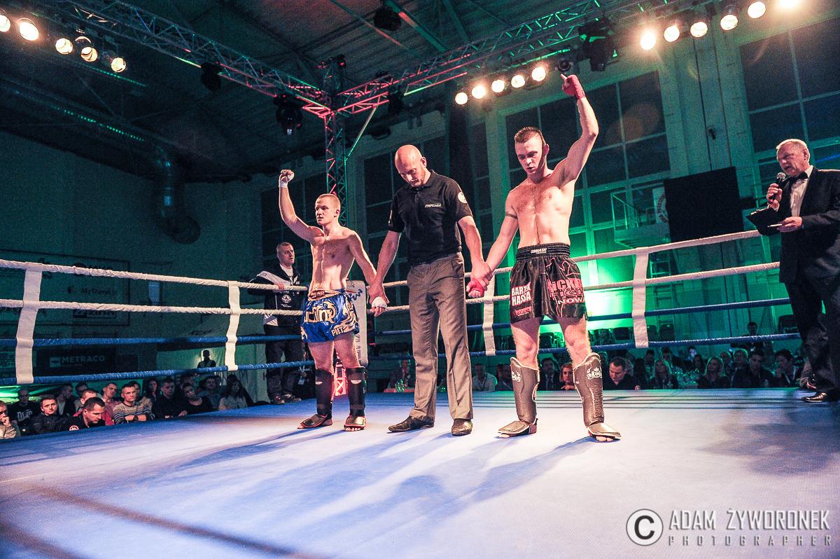 walka 7 B.Hassa(Fighter Nowa Sól) VS R.Cyrankowski(Prych Team Legnica)