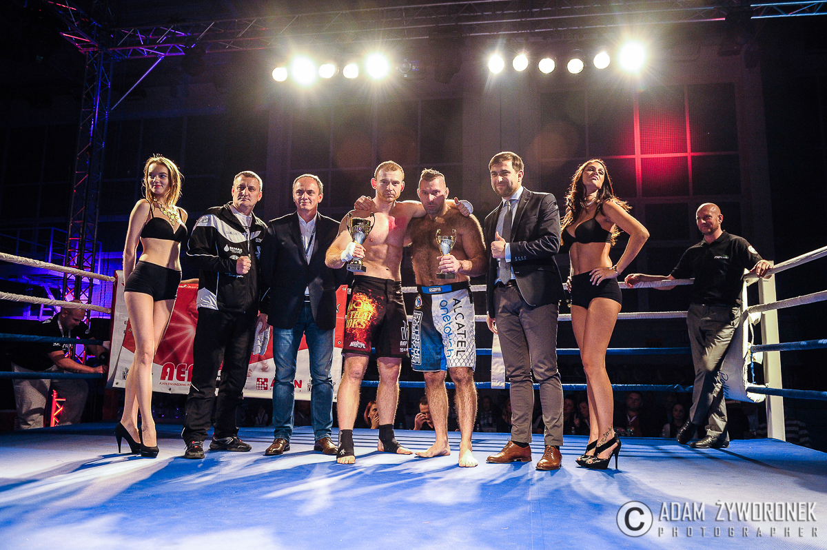walka 8 J. Dylewski VS G.Lenard (Prych Team-Vorenus Jawor)