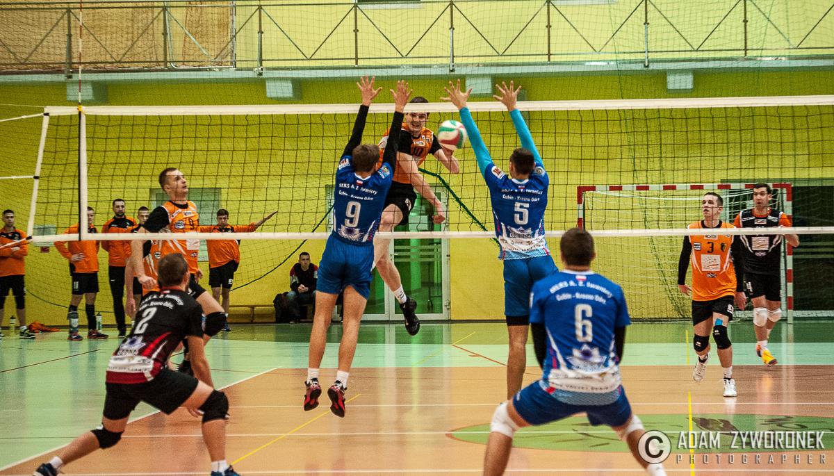 19 .12. 2015 Mecz Sobieski Żagań vs Volley Gubin