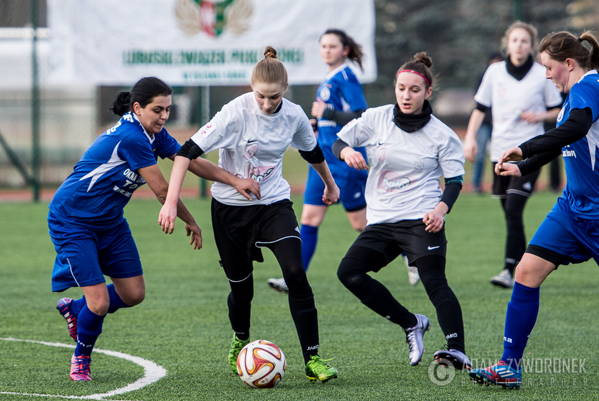 20160227 II Międzynarodowy Turniej Mistrzyń w Piłce Nożnej Kobiet