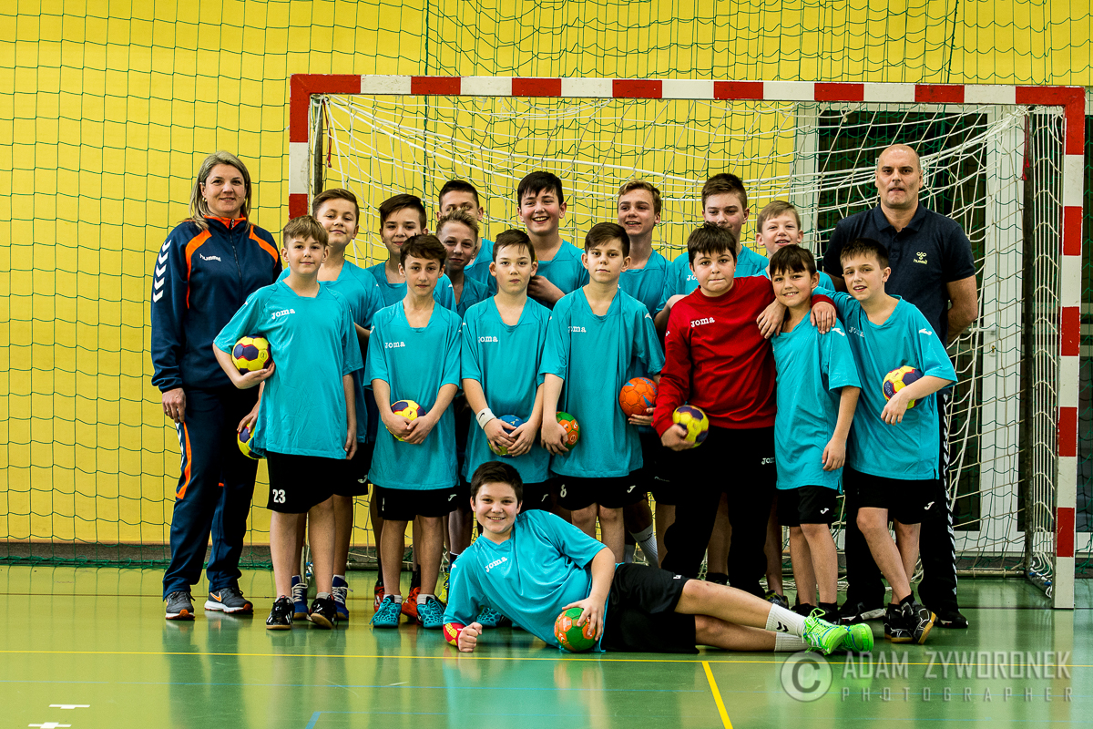 4 Turniej Piłki Ręcznej Ligi Woj. Młodzik Młodszy.28.02.2016