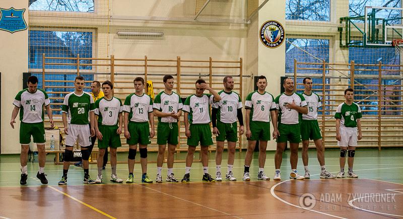3 liga piłki siatkowej UKS Orliki Iłowa VS UKS Jedynka Szprotawa 3-2