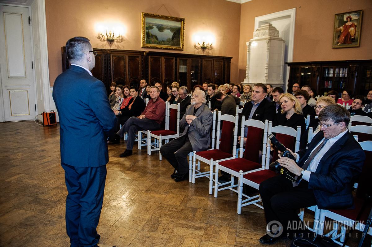 """Inauguracja XXI Ogólnopolskiego Turnieju Pianistycznego """"Mozart i Chopin – muzyczny fundament ."""