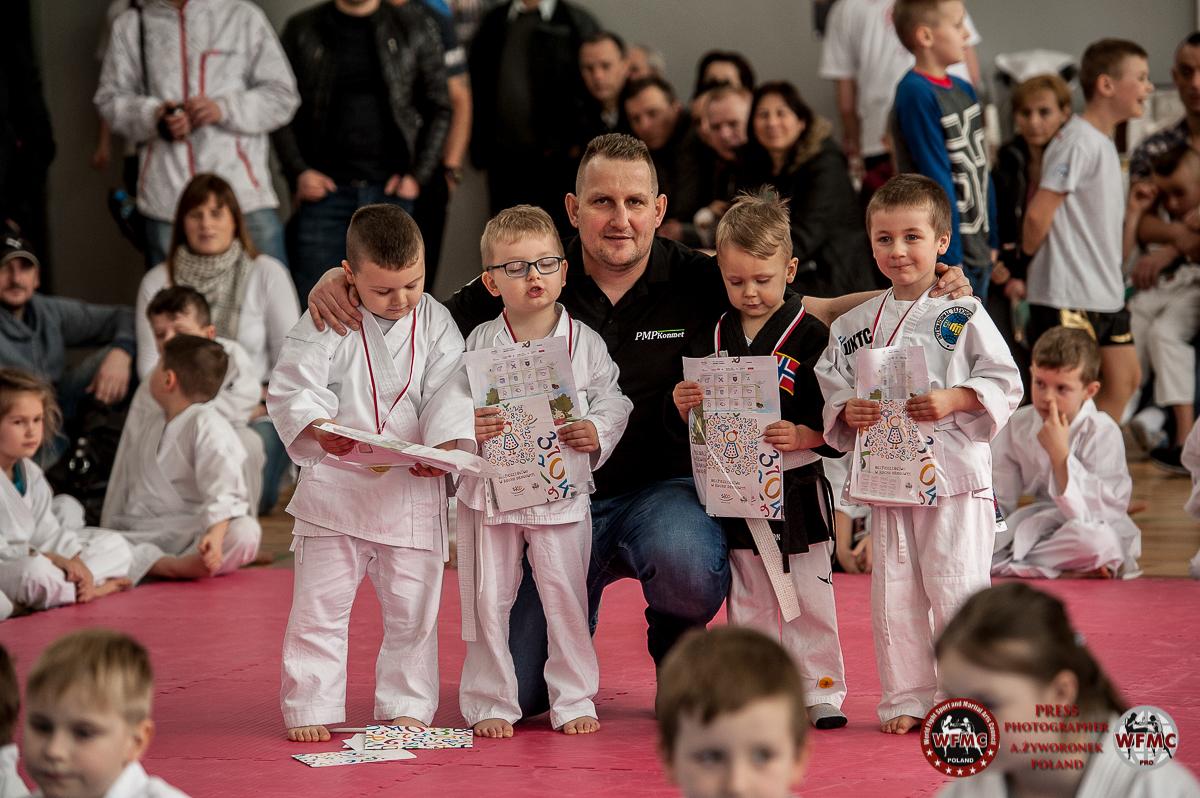 Otwarty Puchar Łużyc Shidokan Karate/Wfmc kickboxing Żary 20.02.2016