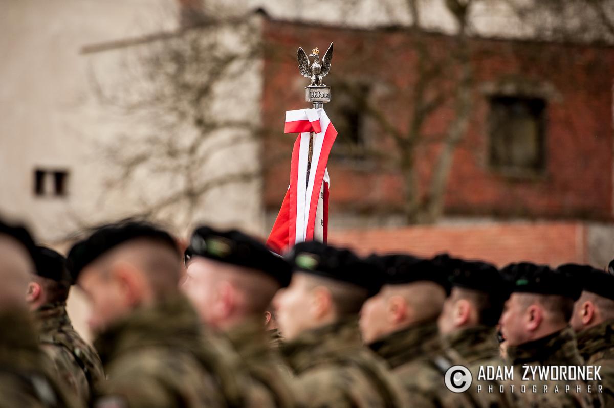 16.02.2016 71 Rocznica Walk o Żagań