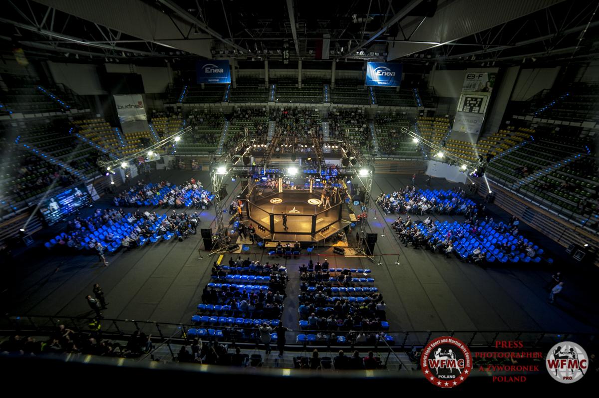 IV Gala MMA SOUL FC Zielona Góra 2016