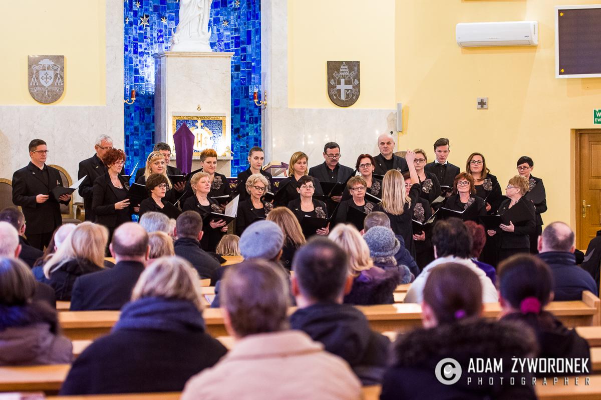 III Festiwalu Muzyki Pasyjnej w Żaganiu.