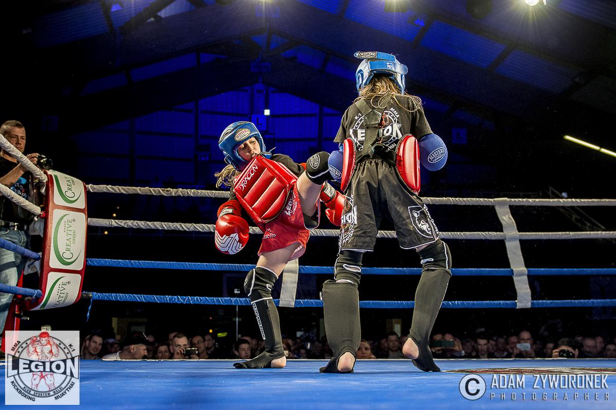 LEGION FIGHT NIGHT 2 – walka 6 pokazowa