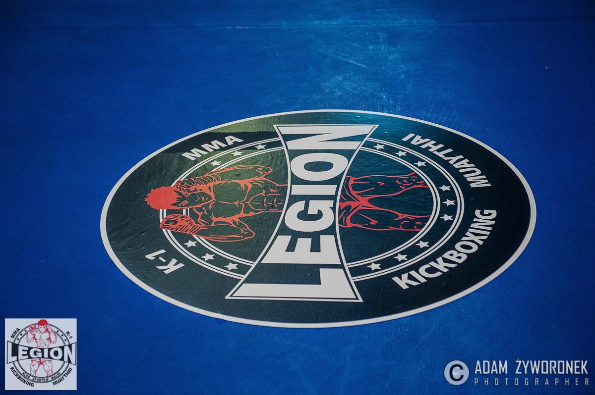 LEGION FIGHT NIGHT 2 – WALKA 1