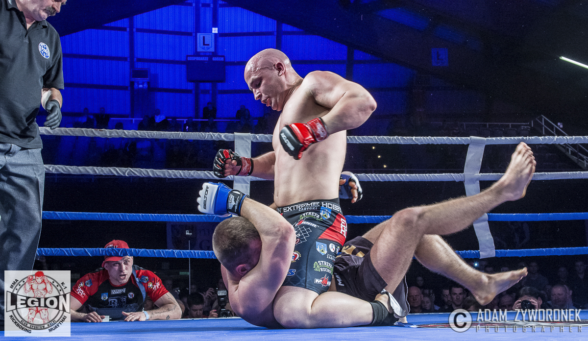 LEGION FIGHT NIGHT 2 – walka 8