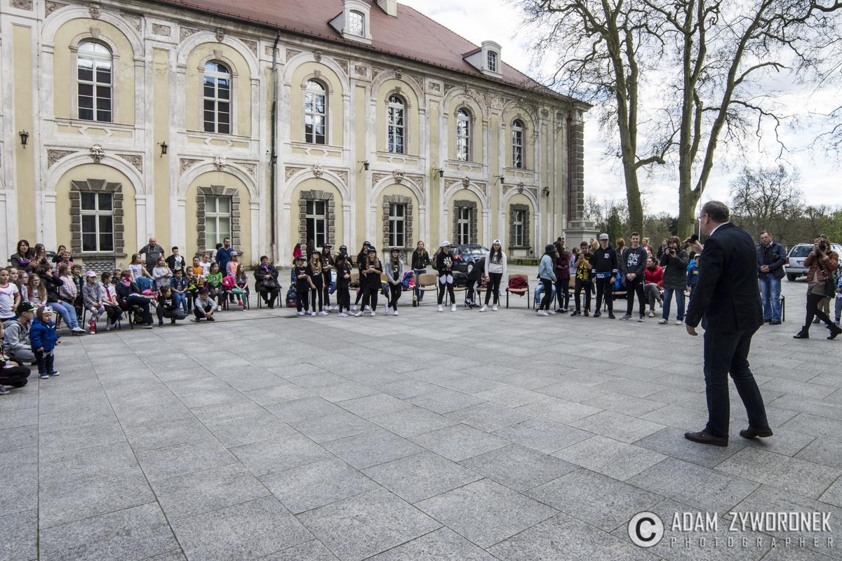 Międzynarodowy Dzień Tańca w Żaganiu
