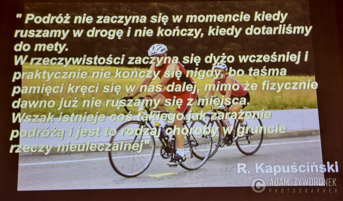 Kinga i Bronek rowerem przez Świat.