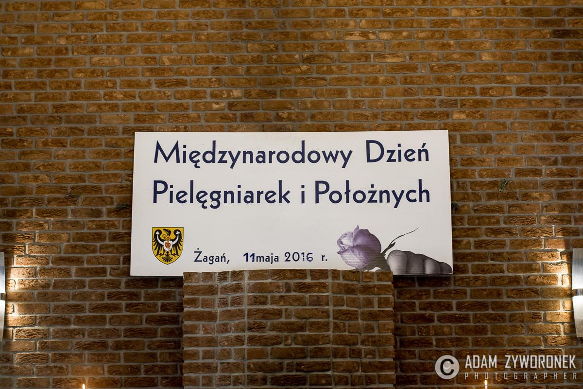 11 maja 2016 Międzynarodowy Dzień Pielęgniarek w Żaganiu.