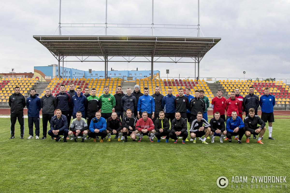 Zgrupowanie reprezentacji Wojska Polskiego w piłce nożnej w Żaganiu