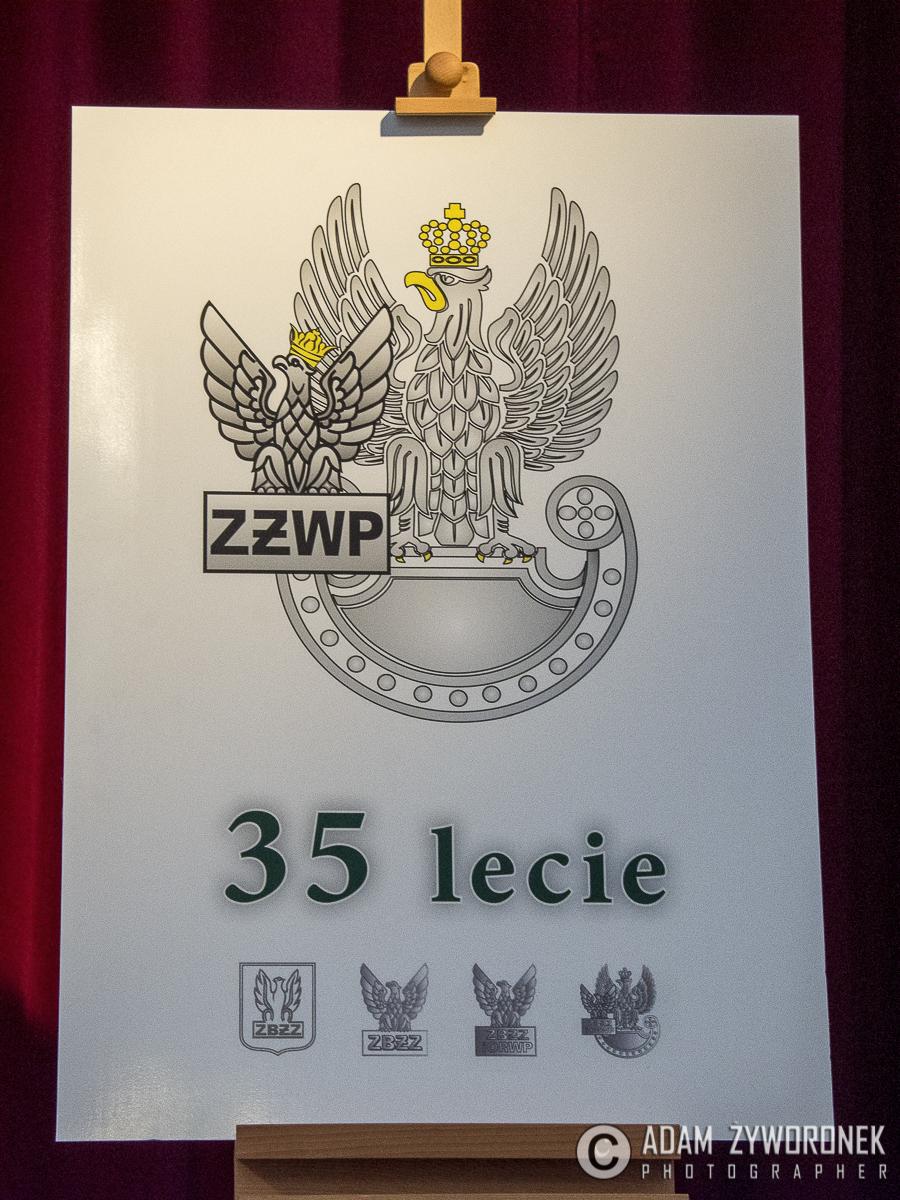 35 lat Związku Żołnierzy WP