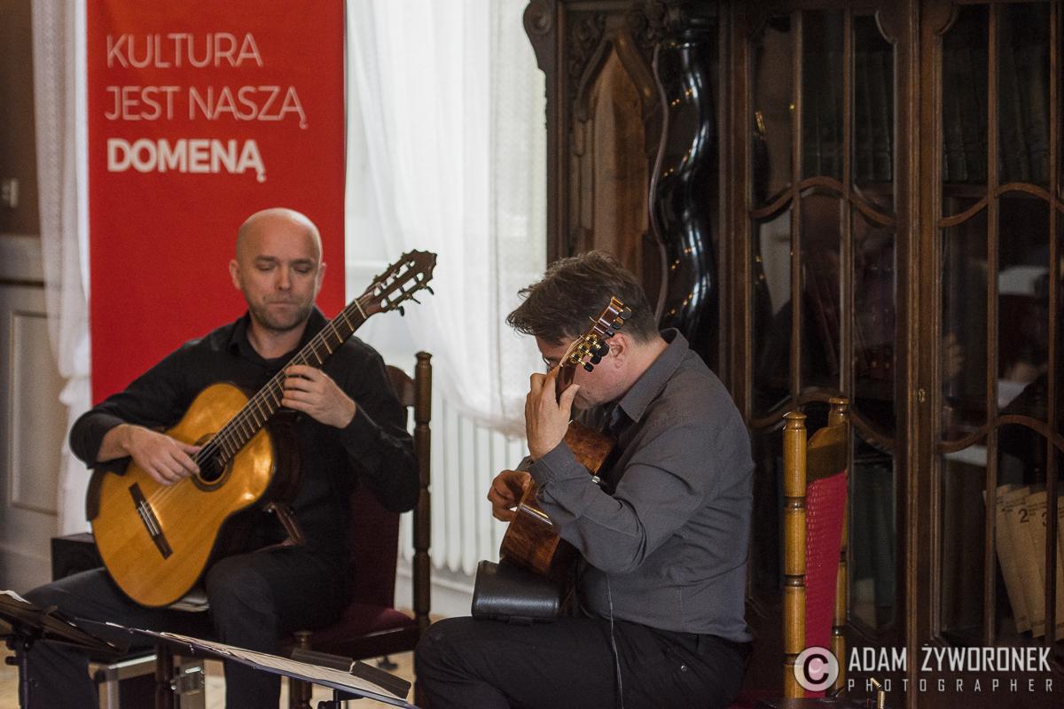 Koncert KRZYSZTOF PEŁECH&ROBERT HORNA