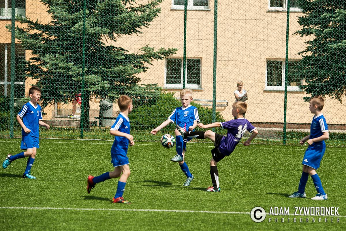 Turniej piłki nożnej Żaków na Arenie