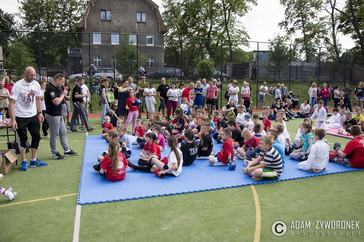 XVIII Otwarta Liga Kickboxingu dla dzieci i młodzieży